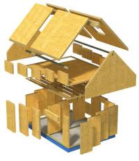 Строительная технология СИП (SIP)