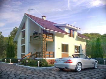 Красивые и практичные дома СИПтех